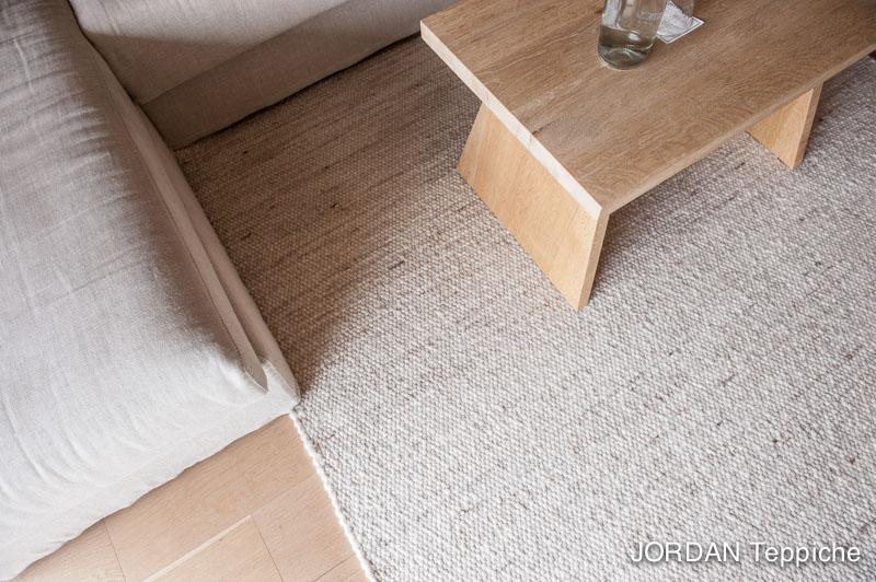 Jordan Teppiche  Wollteppich Schurwollteppiche